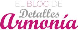 Blog de Detalles de Boda | Detalles Armonía