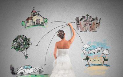 Errores en la planificación de una boda