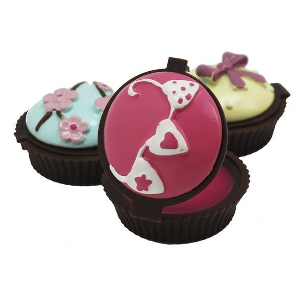 Detalle de boda balsamo labial muffins