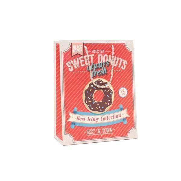 Complemento para boda bolsa papel sweet donuts