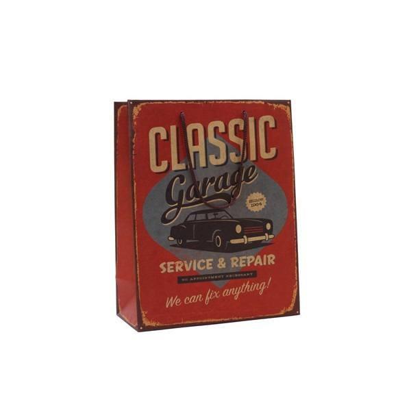 Complemento para boda bolsa papel classica garaje