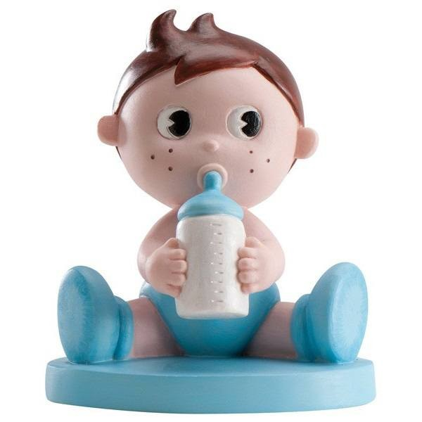 Detalle para Bautizo figura nene