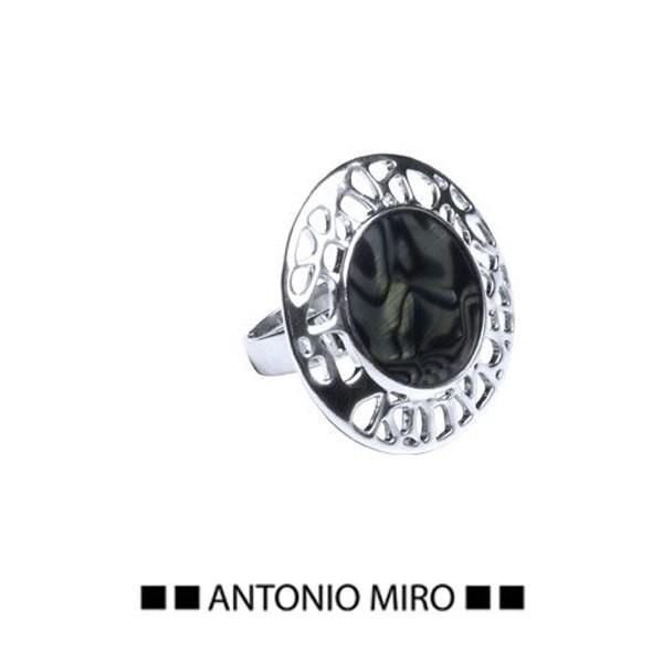 Detalle de Boda Anillo Ajustable Helant Antonio Miro