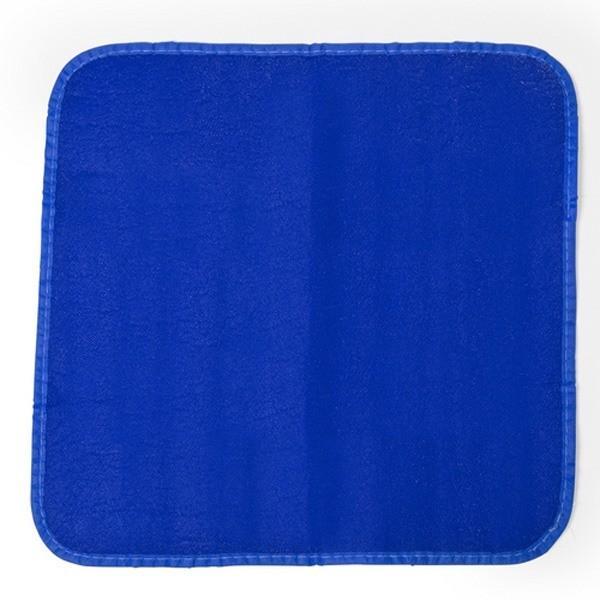 Detalle de Boda Moqueta Misbiz Azul