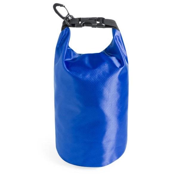 Detalle de Boda Bolsa Kinser Azul
