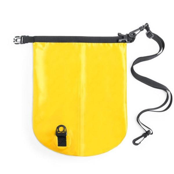 Detalle de Boda Bolsa Tinsul Amarillo