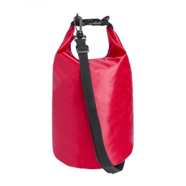 Detalle de Boda Bolsa Tinsul Rojo