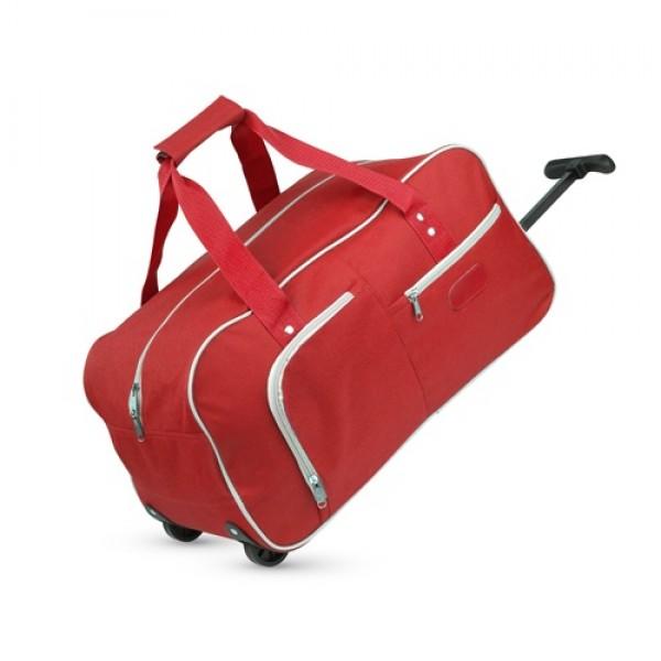 Detalle de Boda Bolso Trolley Nevis Rojo