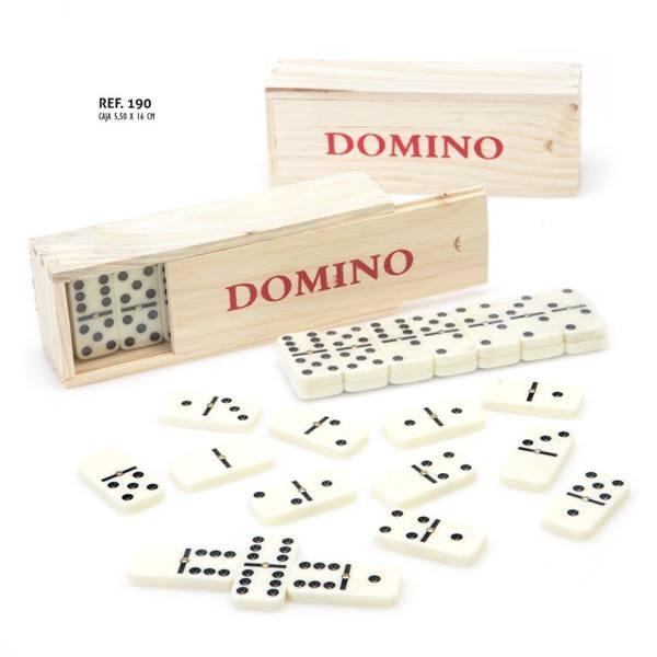 Detalle de Boda juego domino
