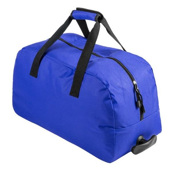 Detalle de Boda Bolso Trolley Bertox Azul