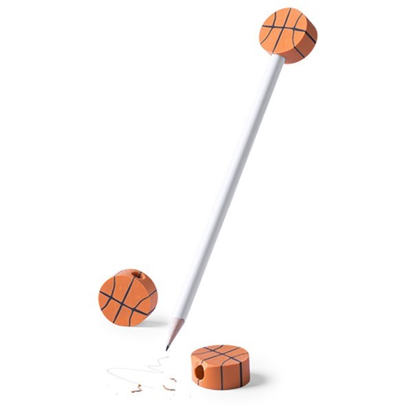 Detalle de Boda Lapiz Tercel Baloncesto