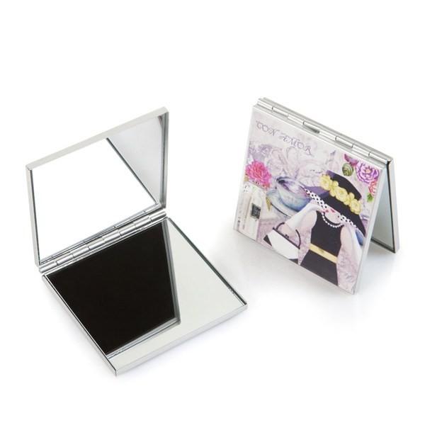 Detalle Boda barato espejo aluminio chic