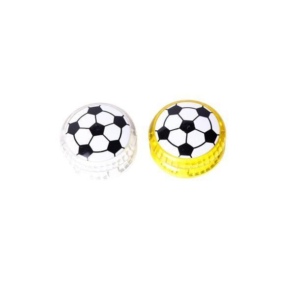 Detalle para niños yoyo fútbol luces