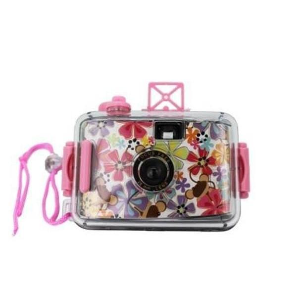 Detalle para niños cámara de fotos acuática happy girl