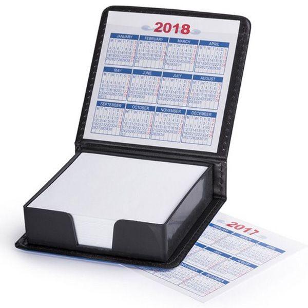 Detalle de Boda Portanotas Calendario Mapel