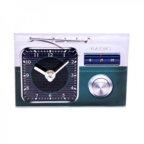 Reloj vintage de cristal como detalle de boda hombre