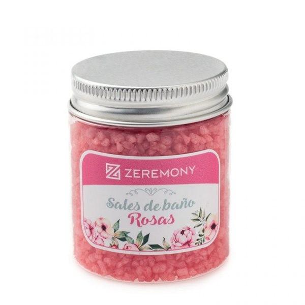 Detalle boda bote deco sales baño de rosas