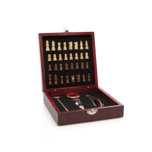 Set vinos chess para comunión