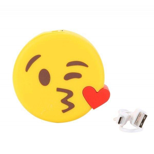 Detalle comunión batería emoticonos