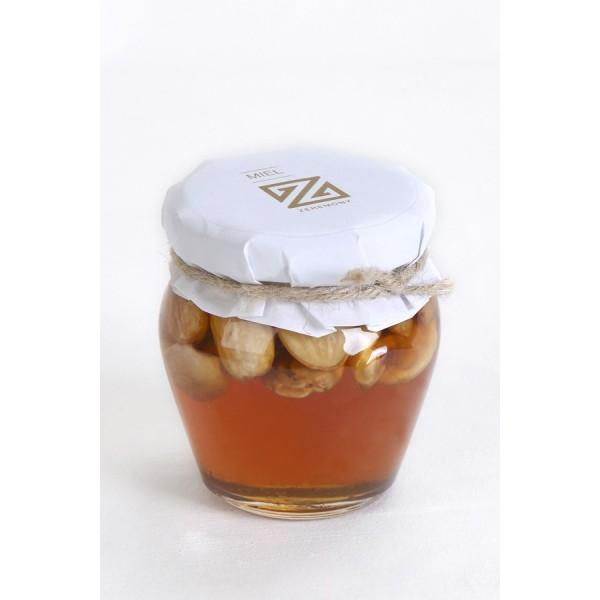 Detalle comunión miel con almendras