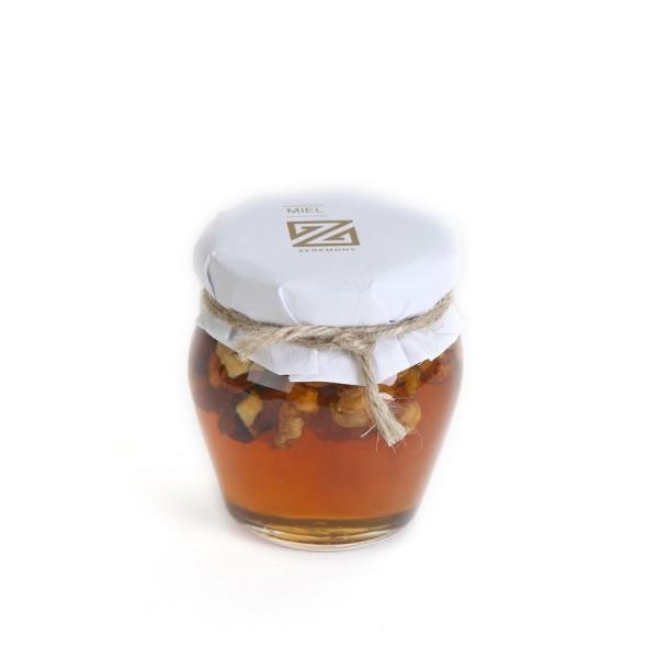 Miel con nueces para comunión