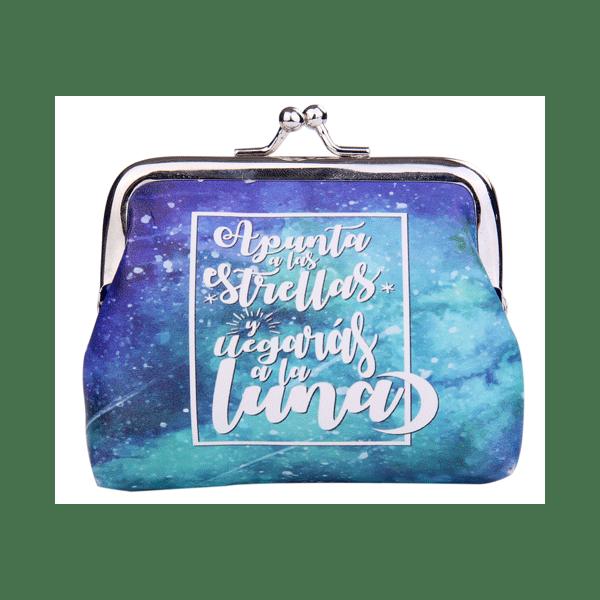 Monedero universo para comunión