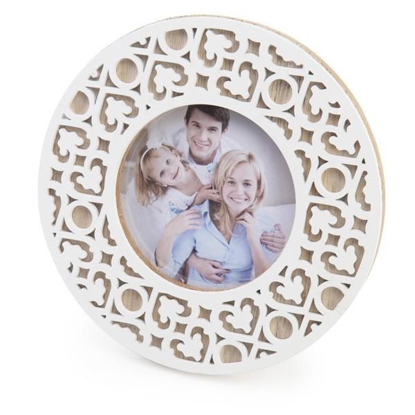 Portafoto comunion diseño calado para comunión