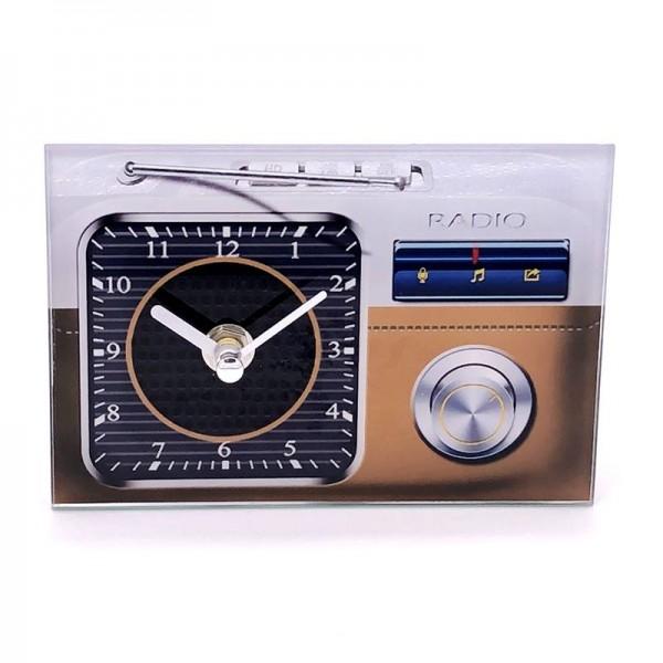 Reloj vintage de cristal como detalle de comunión