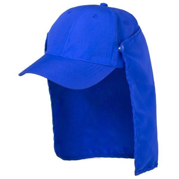 Detalle de Boda Gorra Lediem Azul
