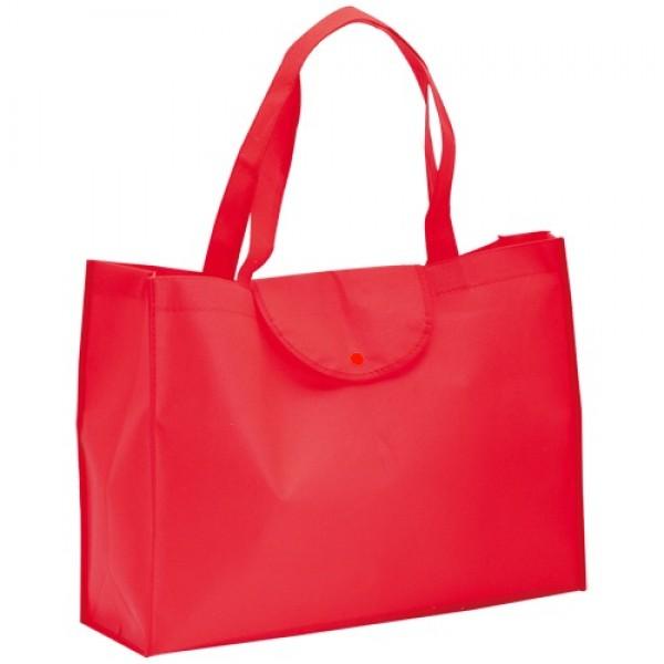 Detalle de Boda Bolsa Plegable Austen Rojo