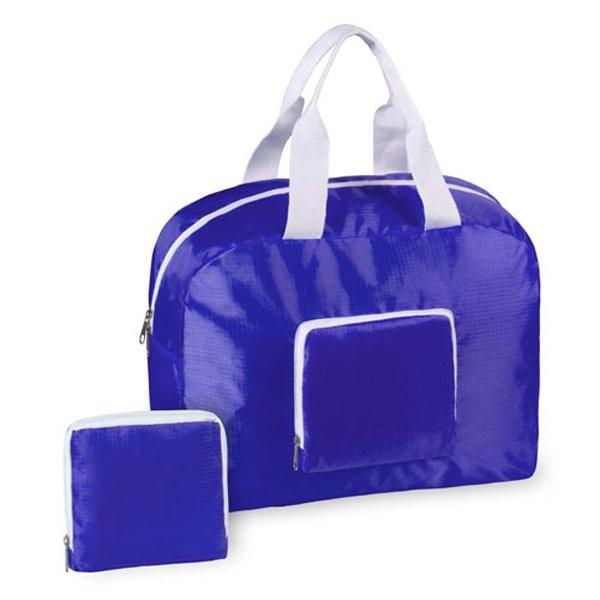 Detalle de Boda Bolso Plegable Sofet Azul