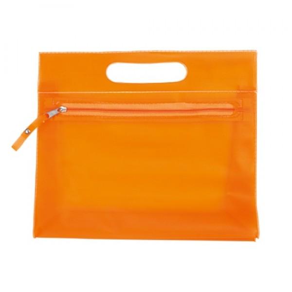 Detalle de Boda Neceser Fergi Naranja