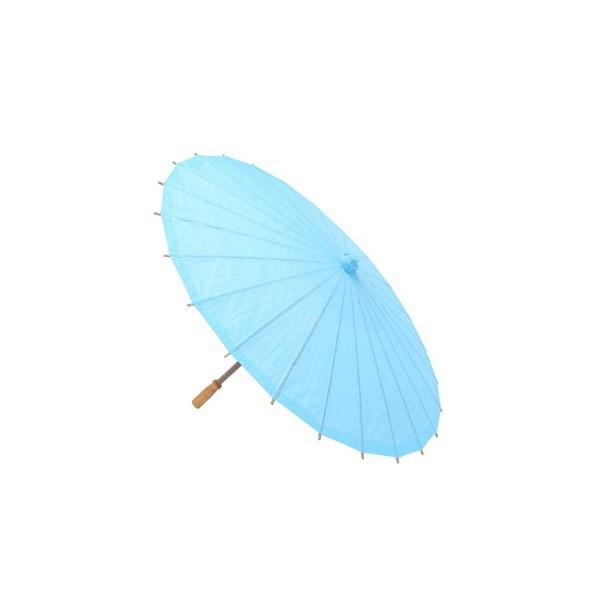 Recuerdo Boda parasol papel bambu