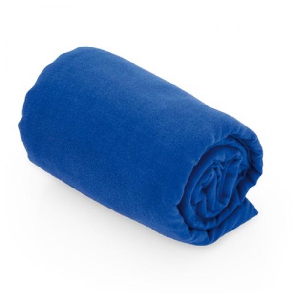 Detalle de Boda Toalla Absorbente Yarg Azul