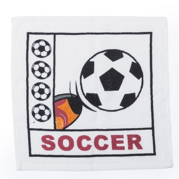 Detalle de Boda Toalla Spica Futbol