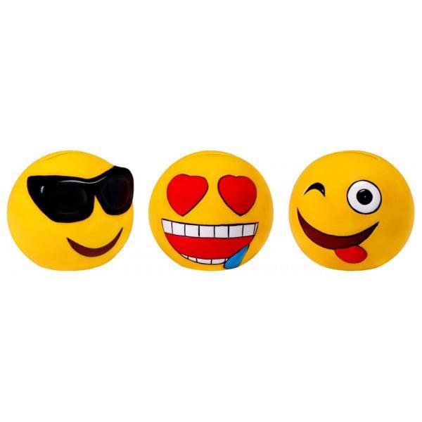 Detalle para niños hucha emoticonos