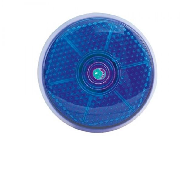 Detalle de Boda Clip Reflectante Flash Azul