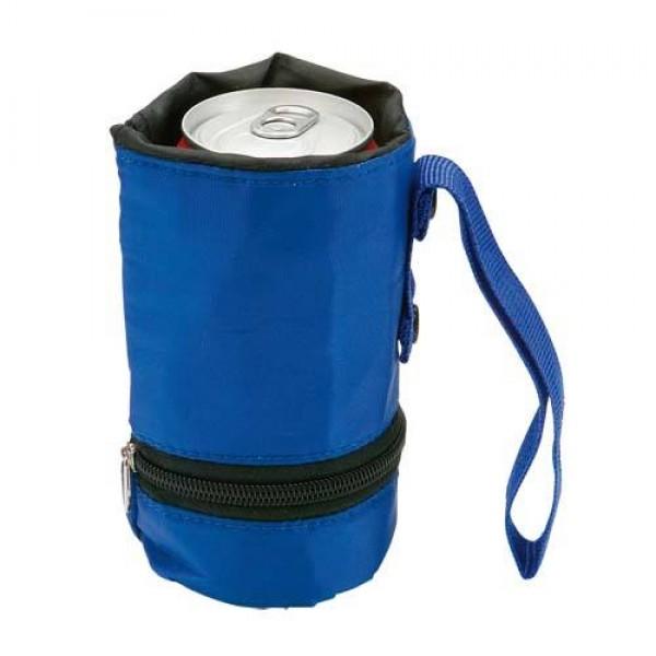 Detalle de Boda Nevera Bote Extensible Azul