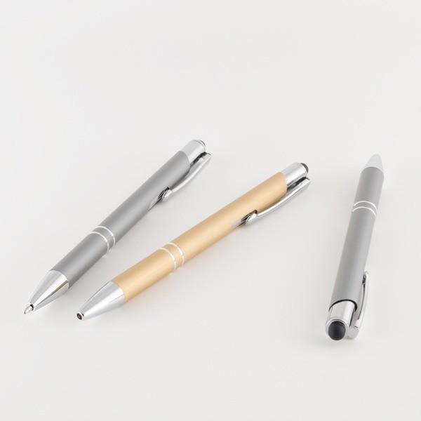 Recuerdo para Boda bolígrafo elegante aluminio puntero