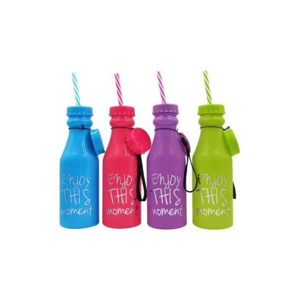 Recuerdo Boda botella pvc enjoy