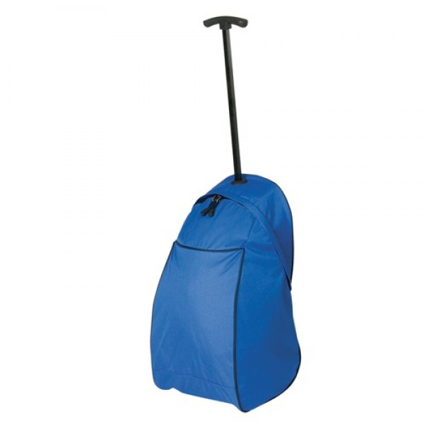 Detalle de Boda Trolley Maranz azul
