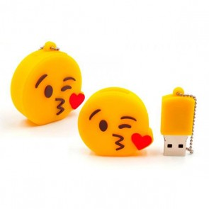 Detalle boda usb 4 GB emoticonos