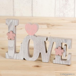Detalle boda decoracion love