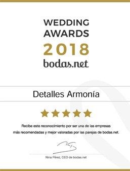 En Bodas.net nos recomiendan